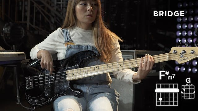 What A Beautiful Name (Bass) | Minus