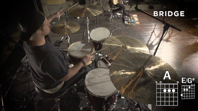 11. I Will Boast In Christ - Drums-Mix