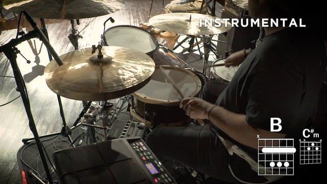 12. As It Is In Heaven - Drums-Mix