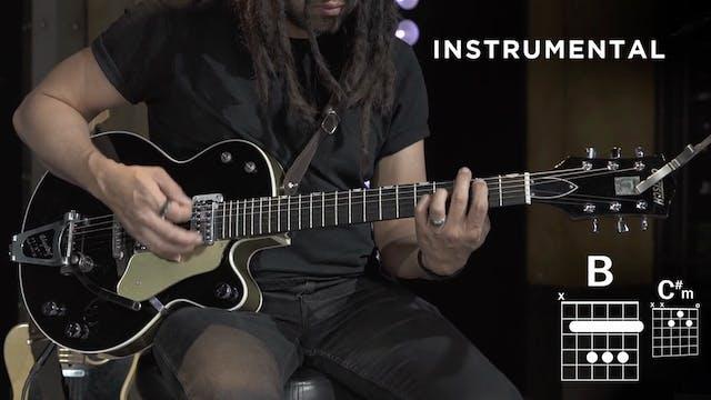 12. As It Is In Heaven -Guitar 2-Mix