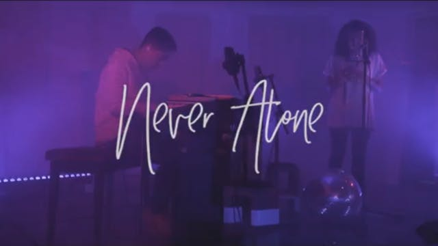Never Alone (Acoustic)