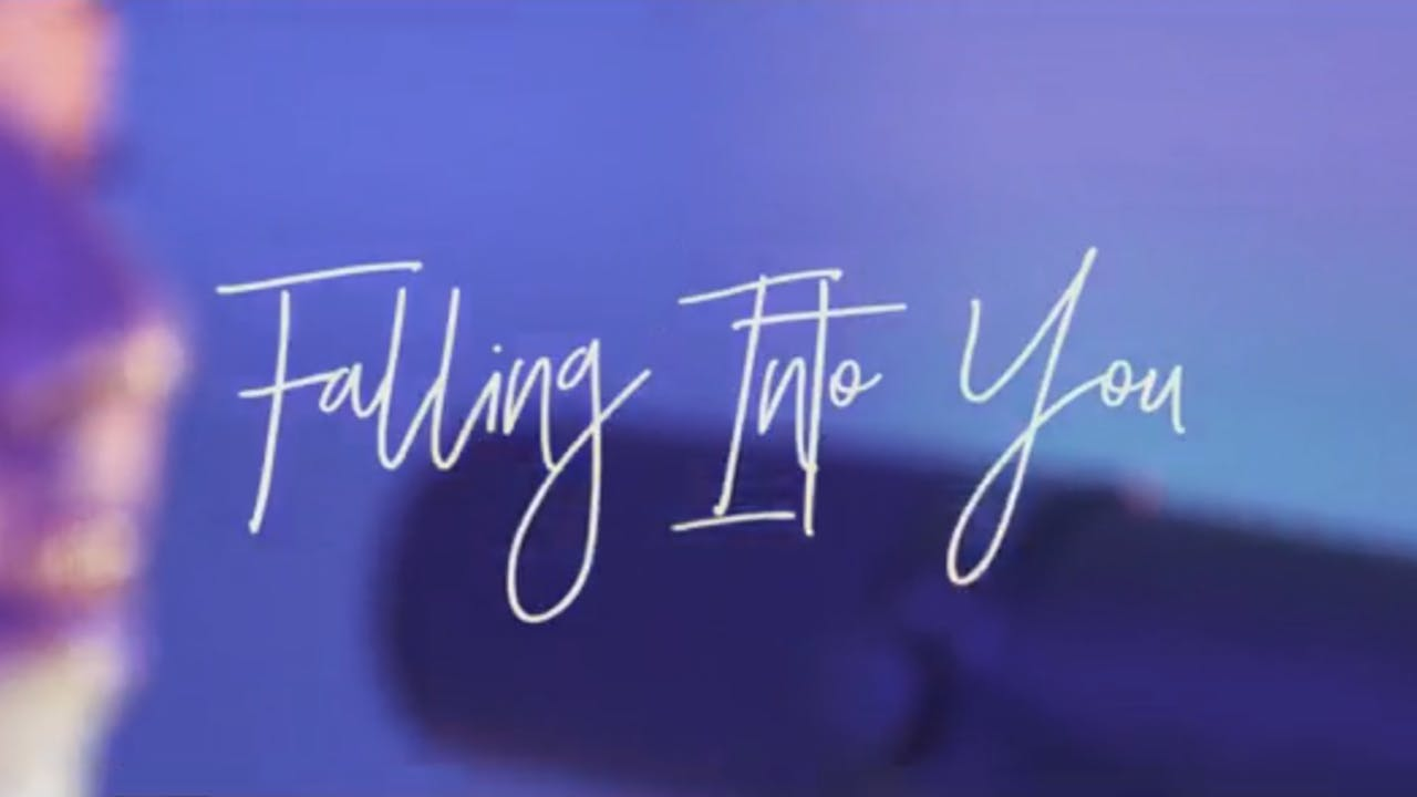 Falling Into You (Acoustic)