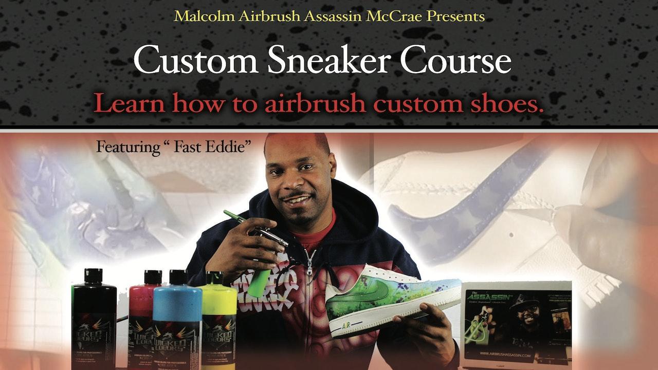 Custom Sneaker Course