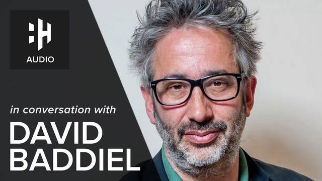 🎧 In Conversation with David Baddiel