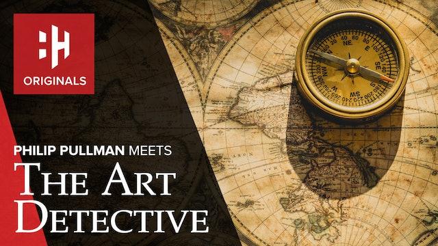 Philip Pullman Meets the Art Detective