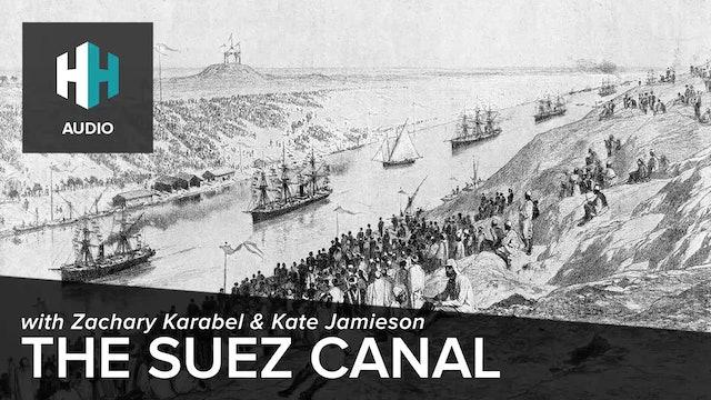 🎧 The Suez Canal