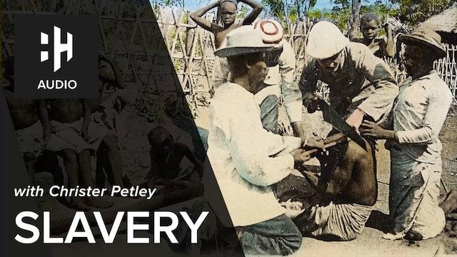 🎧 Slavery with Professor Christer Petley