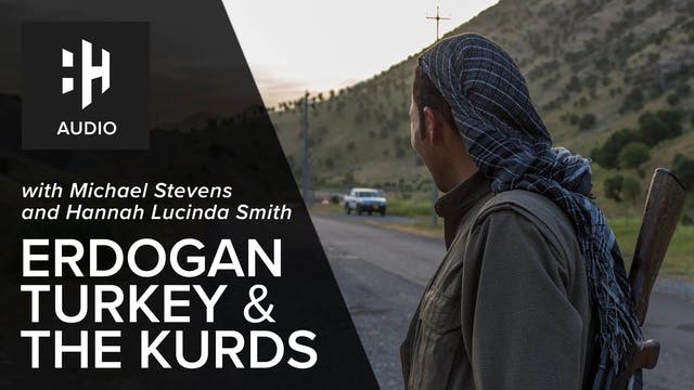 🎧 Erdogan, Turkey & the Kurds with Ha...