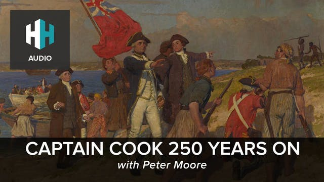 🎧 Captain Cook 250 Years On