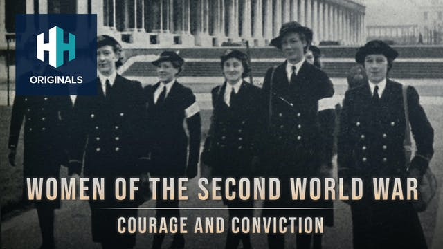 Women of the Second World War: Courag...