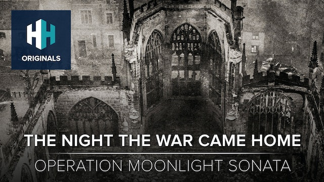 The Night The War Came Home: Operation Moonlight Sonata