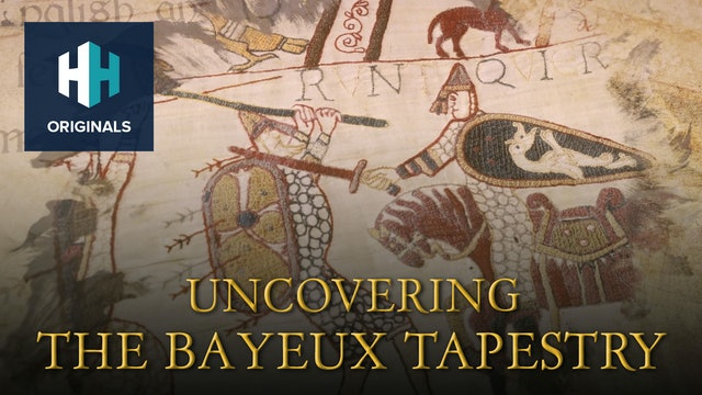 Uncovering The Bayeux Tapestry
