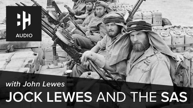 🎧 Jock Lewes and the SAS