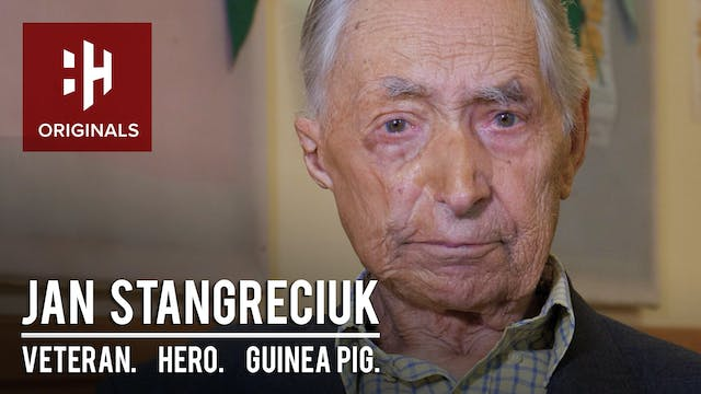Jan Stangreciuk: Veteran. Hero. Guine...