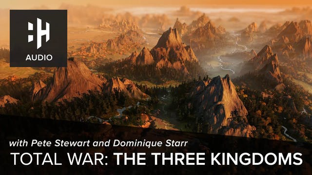 🎧 Total War: The Three Kingdoms of China