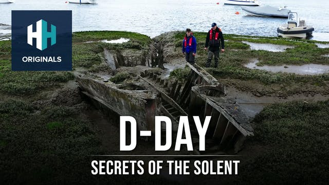 D-Day: Secrets of the Solent