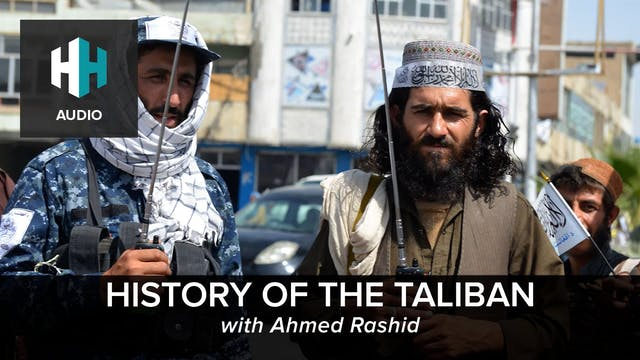 🎧 History of the Taliban
