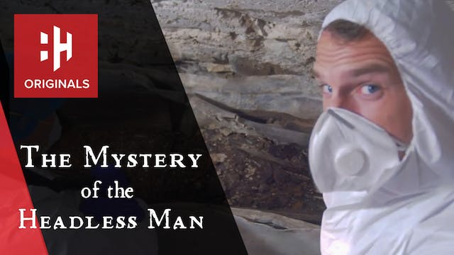 The Mystery of the Headless Man