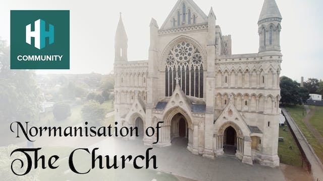 Normanisation of the Church