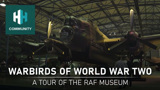 Warbirds of World War Two: A Tour of ...