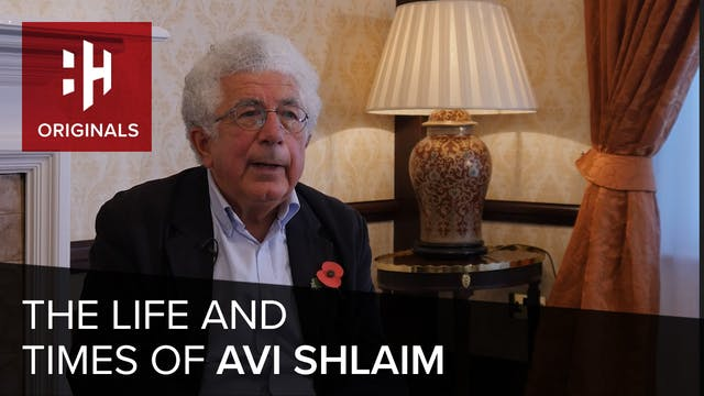 The Life and Times of Avi Shlaim