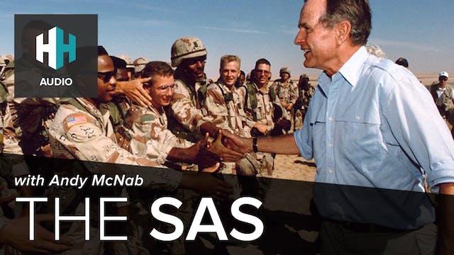 🎧 Andy McNab on the SAS