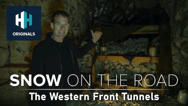 The Western Front Tunnels