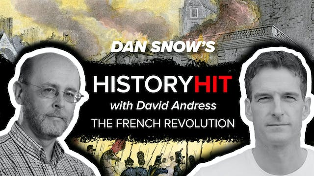 The French Revolution with David Andress