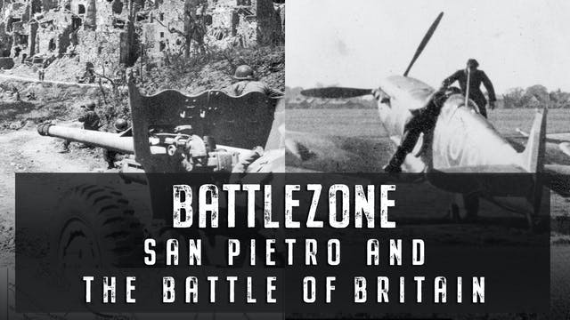 San Pietro and the Battle of Britain