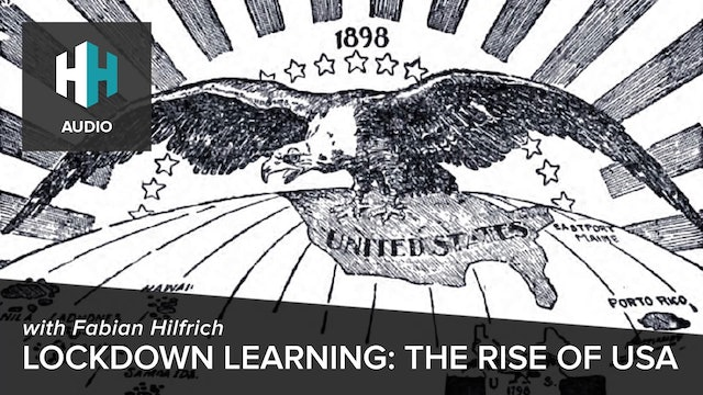 🎧 Lockdown Learning: Rise of USA as a Superpower