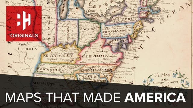 The Maps That Made America