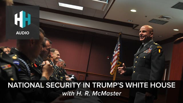 🎧 National Security in Trump's White ...