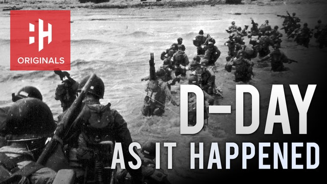 D-Day: As It Happened