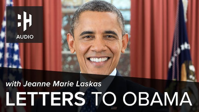 🎧 Letters to Obama with Jeanne Marie ...
