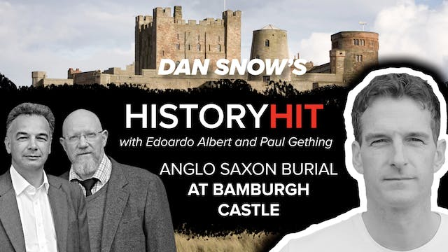 Anglo-Saxon Burial at Bamburgh Castle
