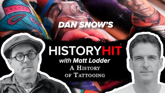 Ink: A History of Tattooing