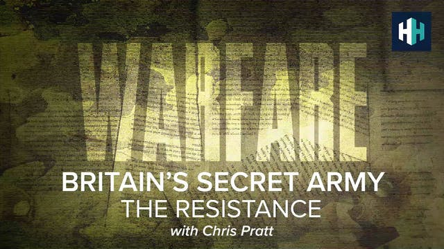 🎧 Britain's Secret Army: The Resistance