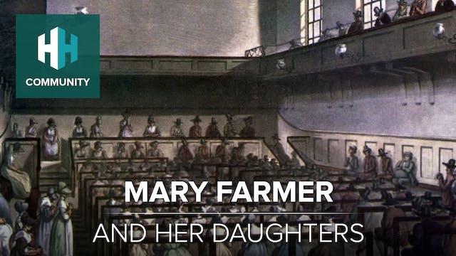 The Essex Quaker's Wife: Mary Farmer