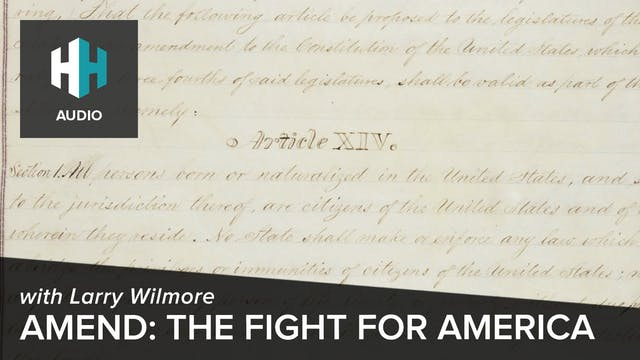 🎧 Amend: The Fight for America