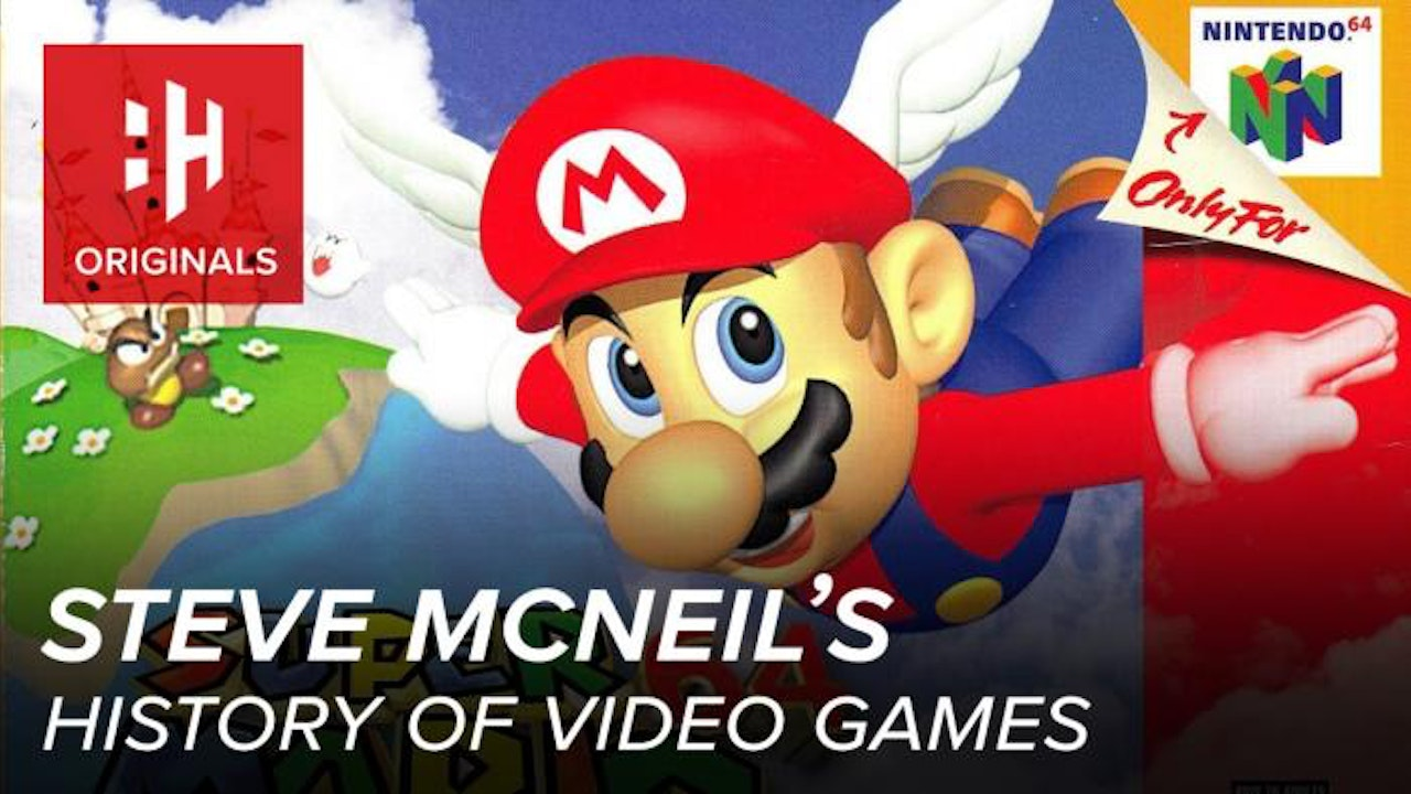 Steve McNeil's History of Video Games