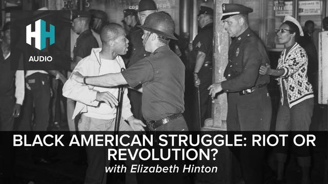 🎧 Black American Struggle: Riot or Re...