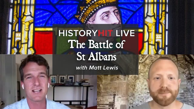 The Battle of St Albans