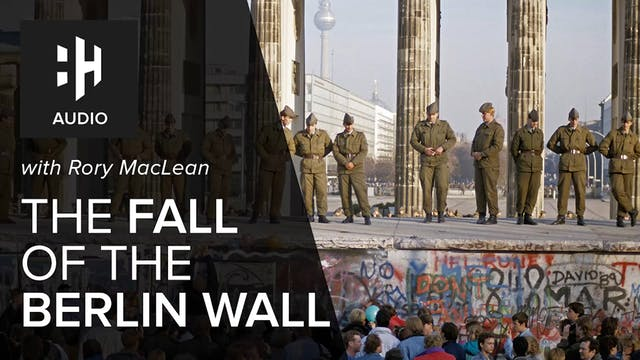 🎧 The Fall of the Berlin Wall with Ro...