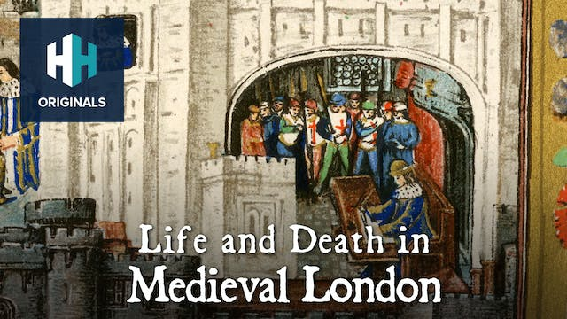 Life and Death in Medieval London