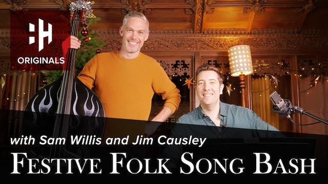 Festive Folk Song Bash