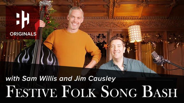 Festive Folk Song Bash