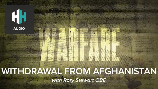 🎧 Withdrawal from Afghanistan