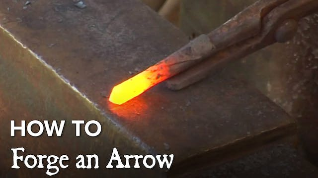 How to Forge an Arrow