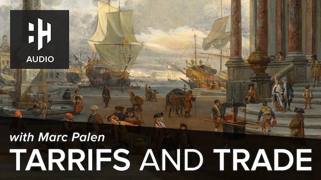 🎧 Tariffs and Trade Wars with Marc Palen