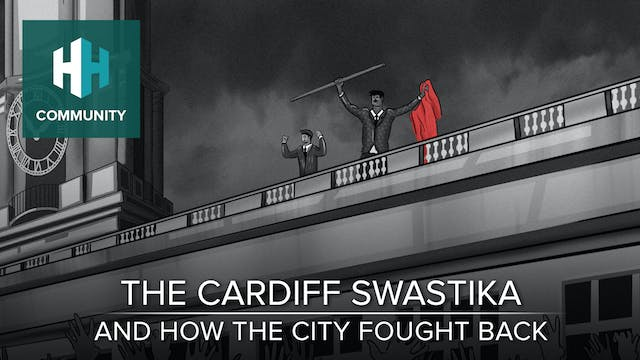 The Cardiff Swastika and How the City...